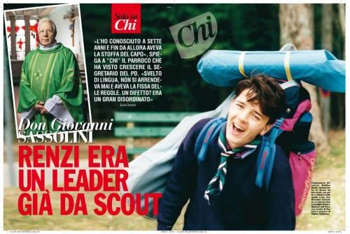 Meeting Cl addio, ora i politici vanno dagli scout