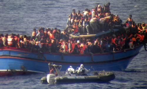 Immigrati, Europa scaricabarile
