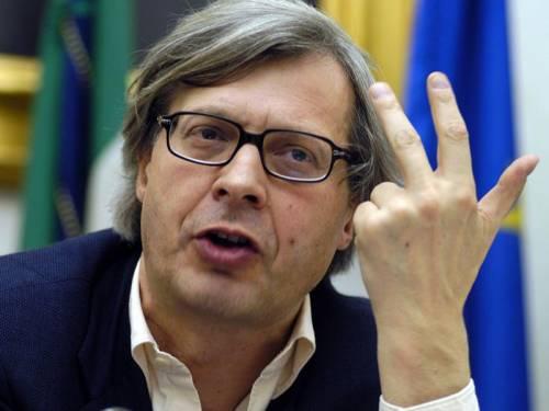 """Vittorio Sgarbi show: dal sesso in chiesa alla """"scenata"""" da Santoro"""