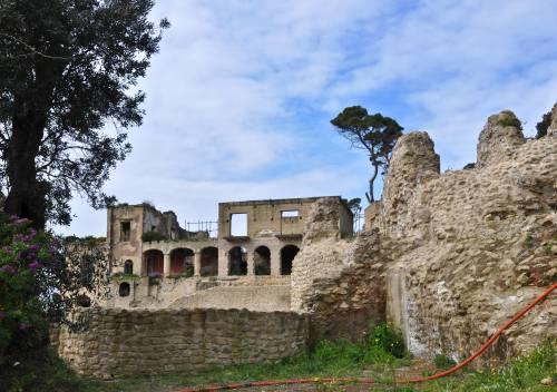 Il Parco archeologico di Posillipo è la prova provata dell'esistenza di Dio...