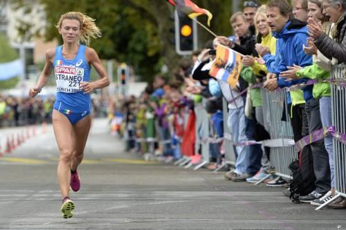 Europei di atletica a Zurigo, seconda medaglia per l'Italia. Argento nella maratona
