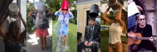 I malati di Sla gelano l'Ice Bucket: Secchiate di ipocrisia e pochi spiccioli