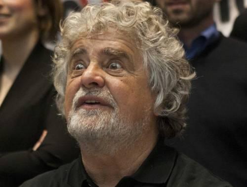 """Grillo chiede aiuto a Jagger """"Vieni a cantare con noi al Circo Massimo..."""""""