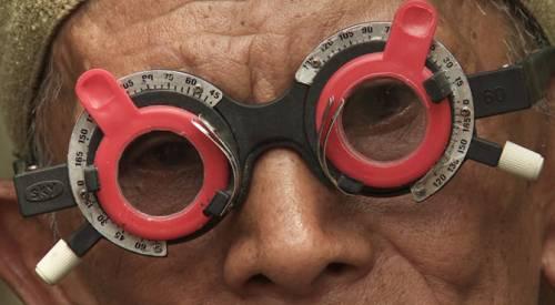 L'arte di guardare l'orrore con gli occhiali del coraggio