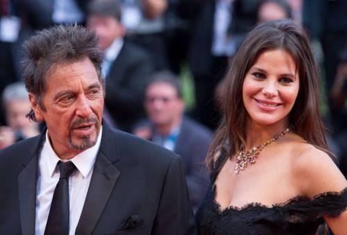 Al Pacino e Lucila Sola a Venezia
