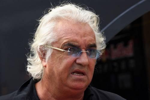 Disavventura per Briatore, perde quattro denti a un party in Versilia