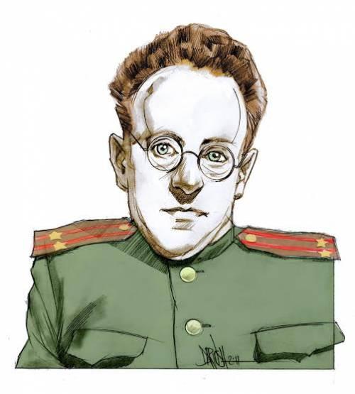 Vasilij Grossman, un angelo in volo sull'inferno sovietico