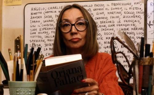 Testamento di Oriana Fallaci caso archiviato: nipote unico erede
