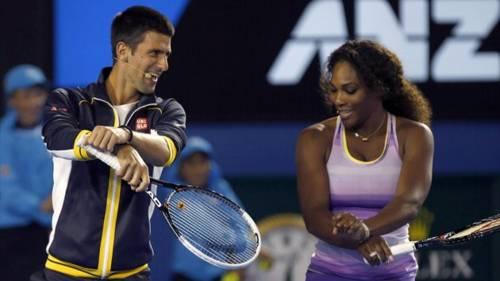 Sempre Djokovic e Williams in vetta alle classifiche di tennis maschile e femminile