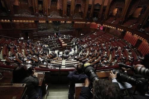 Parlamento seduta comune for Il parlamento in seduta comune