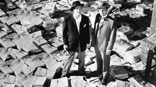 Perduto, ritrovato e ora in sala  Ecco il Welles italiano mai visto