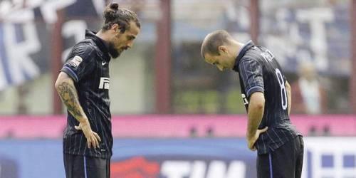 La delusione di Palacio e Osvaldo