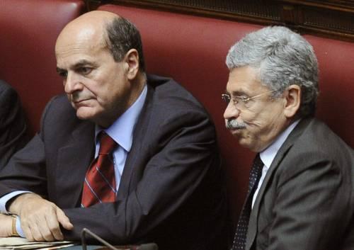 """La tristezza di Bersani: """"Incaricato e scaricato"""""""
