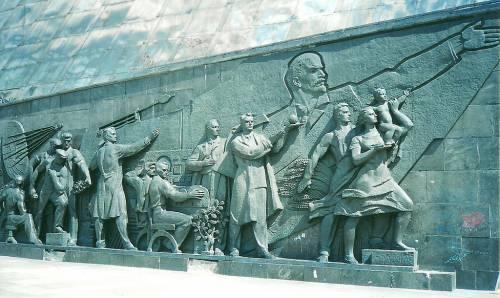 Storia dell'homo sovieticus e di tutti i sopravvissuti al crollo del comunismo