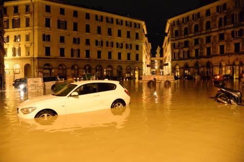 Alluvione a Genova: ennesimo nubifragio killer
