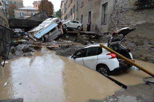 A Genova il Tar uccide più dell'alluvione