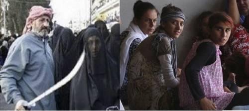 Il comandamento choc dell'Isis: Giusto rapire le donne e farle schiave sessuali