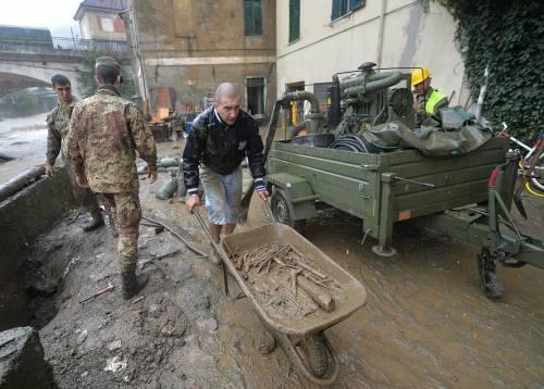 Alluvione, ultima beffa per Genova: pagheranno l'Irper con gli arretrati