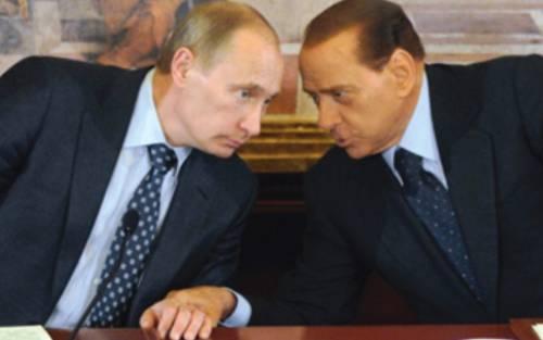 Putin a Milano parla con Renzi ma vuol trattare con Berlusconi