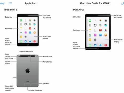 Ipad Air 2 e iPad Mini3, giallo sulle foto pubblicate prima del lancio ufficiale