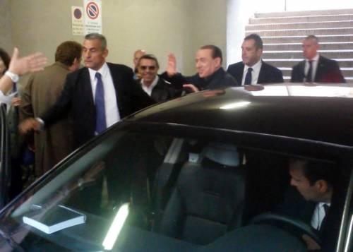 """Berlusconi: """"Non sono come Nerone ma su di me tante bugie"""""""