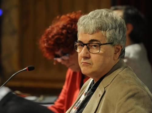 Il presidente della commissione Ambiente, Ermete Realacci