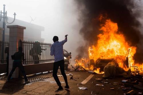 Colpo di stato in Burkina Faso. Da cinque giorni il potere è nelle mani dei militari