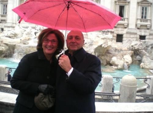 Francesco Salpietro e Mariella Patella, i coniugi padovani morti in un incidente nautico nel 2011