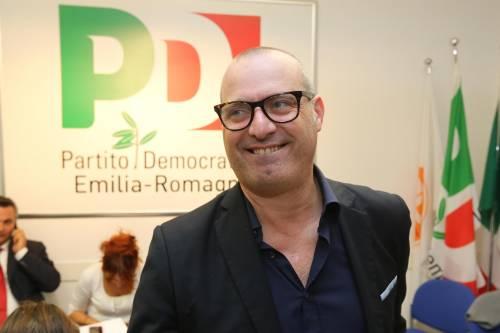 Stefano Bonaccini, candidato alla presidenza in Emilia Romagna