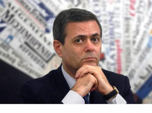 Mauro lascia Repubblica In pole ora c'è Calabresi