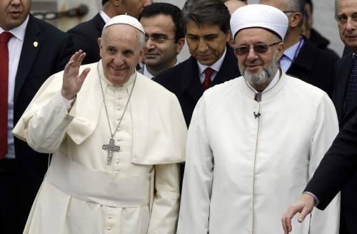 Se Francesco legittima l'islam