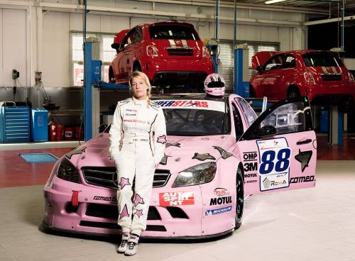"""Cerruti, la psicologa che sogna la F1: """"Ma lì non c'è posto per le donne"""""""