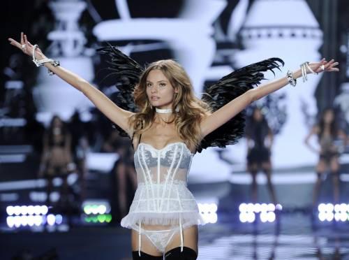 A Londra il Fashion Show di Victoria's Secret 5