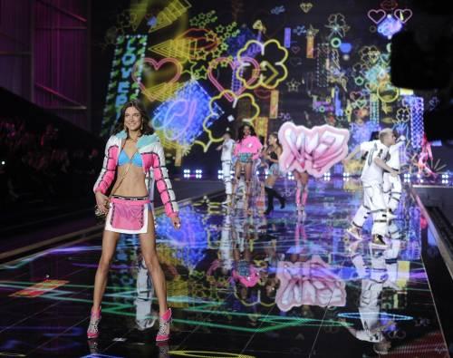 A Londra il Fashion Show di Victoria's Secret 16