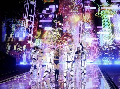 A Londra il Fashion Show di Victoria's Secret 1