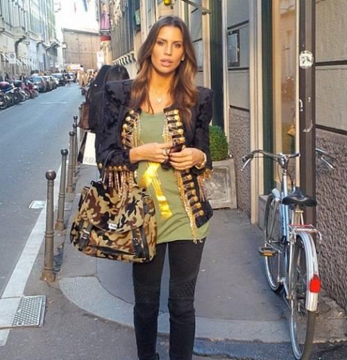 Morta la figlia di Claudia Galanti