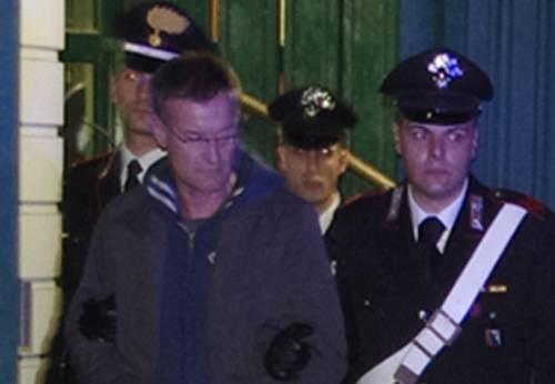 I Carabinieri arrestano Massimo Carminati