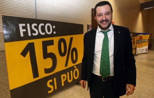 Cav e Salvini uniti contro le tasse