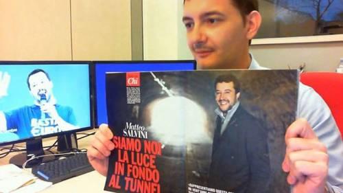 Luca Morisi, ecco l'uomo che ha creato il fenomeno Salvini