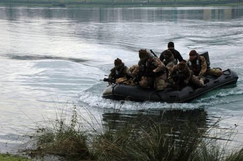 Le forze speciali sbarcano a Milano