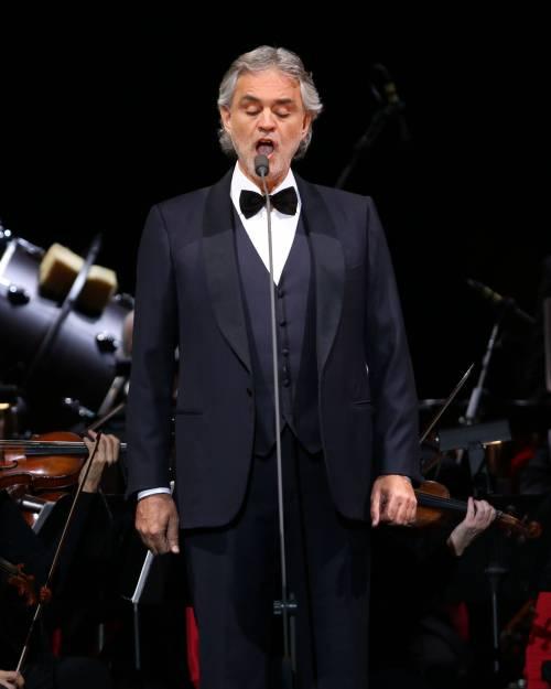Al via le riprese per il film sulla vita di Andrea Bocelli