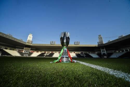 Supercoppa Italiana, Juventus-Milan il 16 gennaio in Arabia Saudita