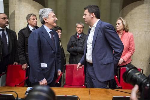 """Il retroscena sul No di D'Alema, Renzi: """"Voleva il posto di Mogherini..."""""""