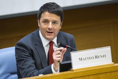Renzi straccia il Nazareno e blinda Mattarella al Colle