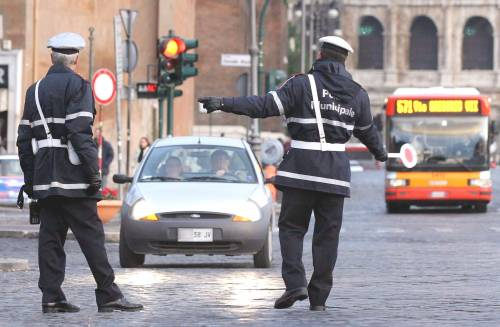 Arriva il telelaser, la nuova arma dei vigili urbani