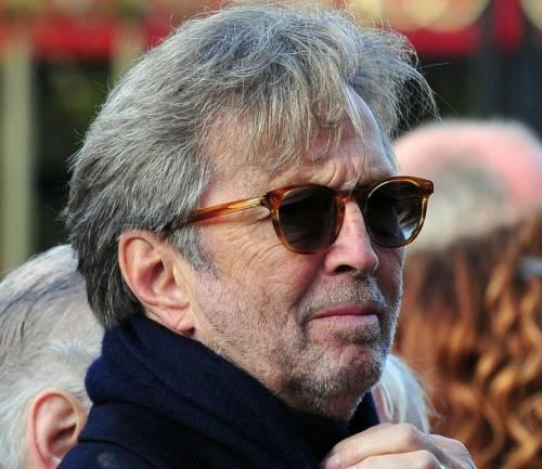Da Shorter a Clapton, così lo cercavano all'estero