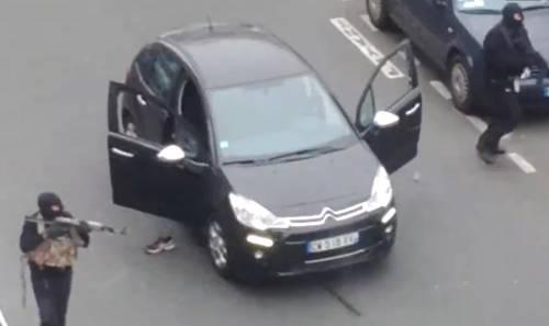 Terrorismo islamico a Parigi: massacro al giornale Charlie Hebdo