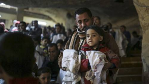 Egitto, la messa di Natale alla Chiesa di San Simeone 3