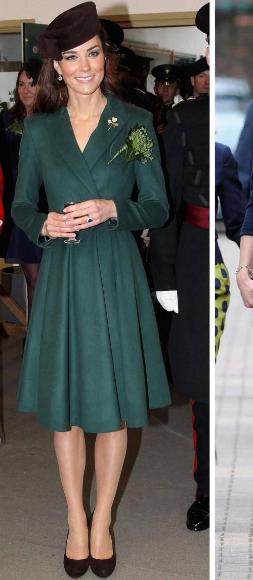 Scaramucce a corte: a Kate i giardinieri preferiscono la regina Elisabetta