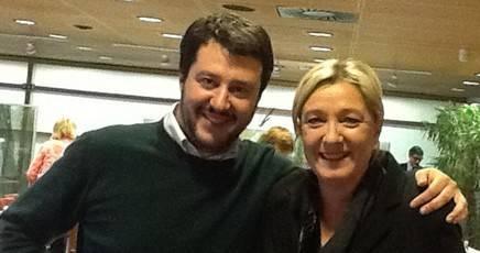 Le Pen e Salvini i grandi esclusi. La sinistra non li vuole in piazza